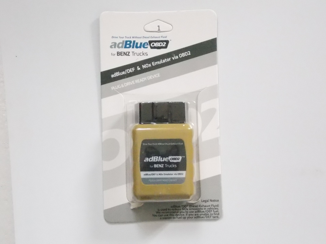 Adblue OBD2 Emulator for BENZ Adblue system & NOx Sensors on Truck